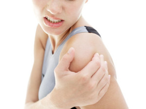 Don't let shoulder pain limit you.  See a physical therapist today.