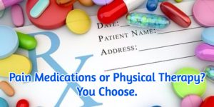 pain medications or physical therapy greensboro
